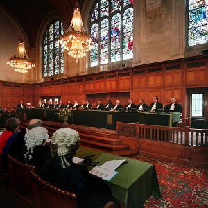 European Court Experts presents, International Court of Justice News