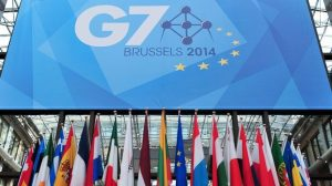 G7 Summit Brussels, Presented by European Court Experts