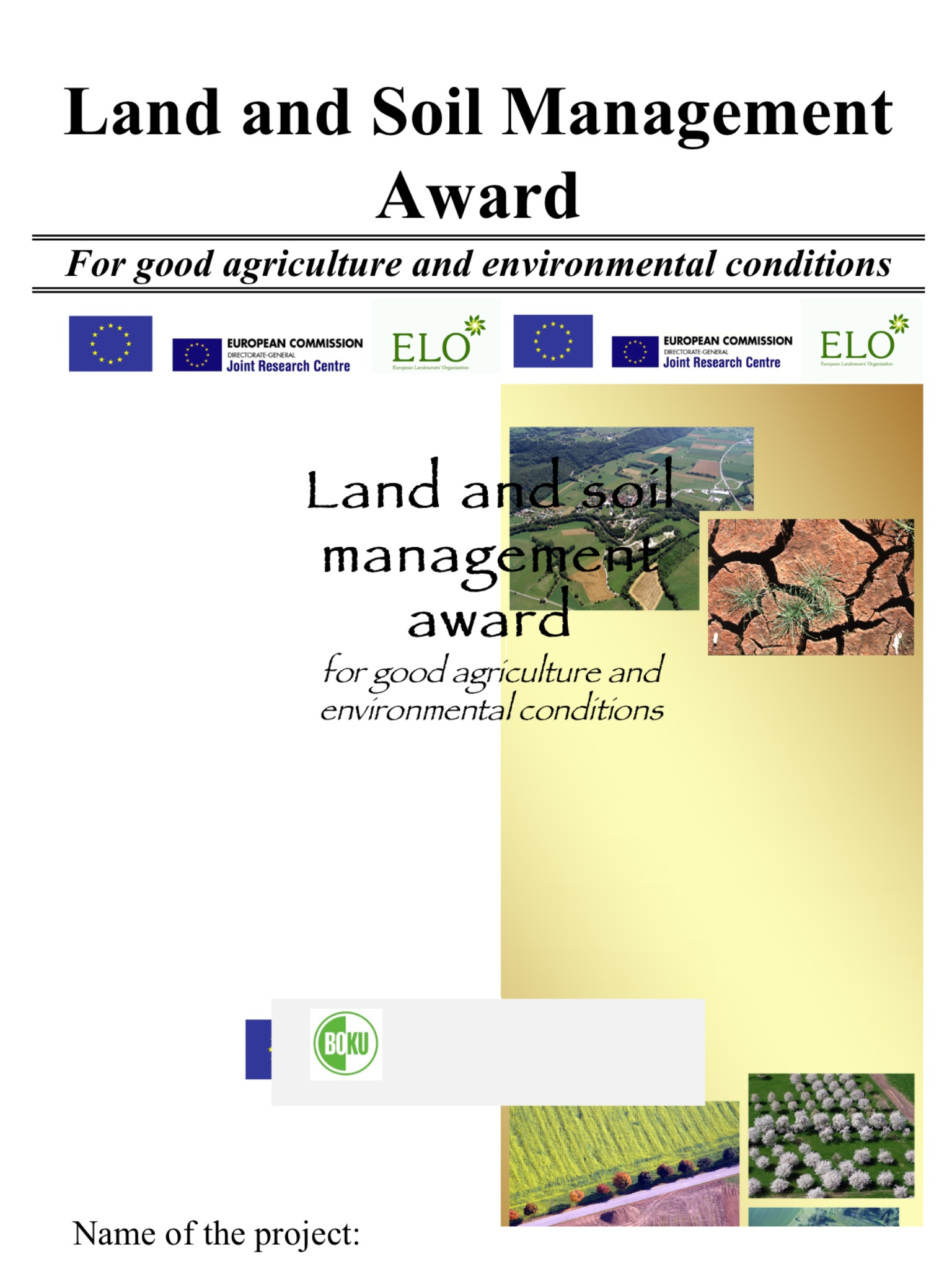 European commission european court experts for Soil use and management